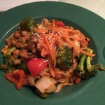 Spicy Moroccan Pad Thai