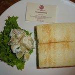 Welcom-Sandwich