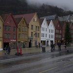 Bryggen di Bergen