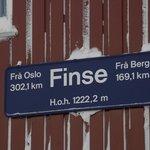 Stazione ferroviaria sulla tratta Oslo-Bergen