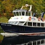 Traghetto del lago Ness