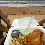 Enjoy Rick's Fish and Chips