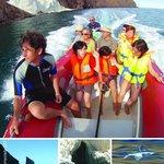 EL CABO A FONDO Rutas en Barco por Cabo de Gata