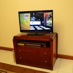 Tv in main room