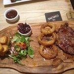 Lovely Steak Meal
