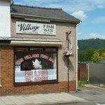 The Village Fish bar Gilwern