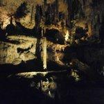 Inside Mammoth cave