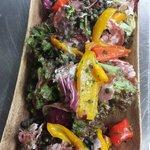 Man salad