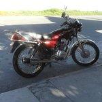 Daniels new bike!
