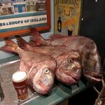 Fish and chips and a pint anyone?