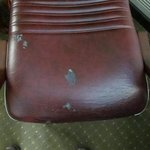 Chair needs replacement