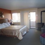Lakeland Village Lodge Room