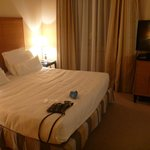 premier double, king size bed