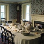 Concord Museum- Dinner time, colonial style