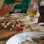 Pizzas y Cerveza