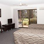 Deluxe 1 Bedroom Unit