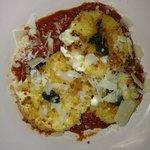 Panko Coated Fresh Mozzarella