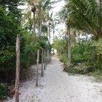 acesso praia Boca da barra