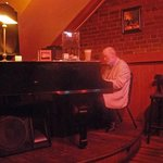 Steve Whiddon at the Piano