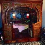 Oriental bed