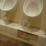 Shabby Toilets (Can you judge a Restaurant by its toilets standards?)