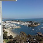 beautiful harbor view