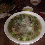 number 4 pho noodle