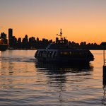 the Seabus from Downtown Waterfront ..