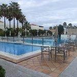 leuk en centraal gelegenzwembad