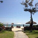 калитка на пляж :)))