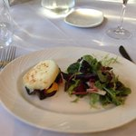 Goats  cheese starter