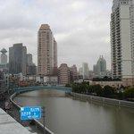 vue sur le fleuve