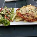 Succulent Chicken Schnitzel