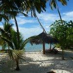 """notre """"plage privée"""""""