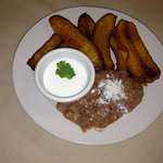 Fried Plantain - Platano Macho Frito