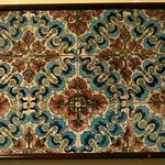 Persian or William de Morgan tiles