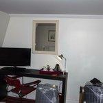 Hotel Le Vignon, room interior, facilities