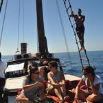 BOAT TRIP PCTURES CANARY ISLANDS