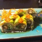 "Another view of kids ""sushi"" rolls from Amatsu which is basically same as Waves restaurant"