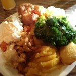 superb Sunday carvery at the OWI.