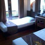 Room 101 sans curtains