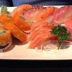 sushi, sashimi and maki