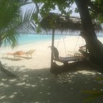 vista dal beach bungalow 1