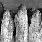 Biologische Baguettes van Le Pain Quotidien