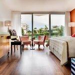 Doppelzimmer Gartensicht