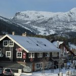 Winter in Hemsedal