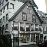 Buitenkant Burghotel