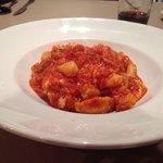 Gnocchi Siciliana - cooked perfectly!