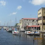 The marina & seawall abodes....rest of city is dilapidated