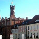 Historischer Marktplatz von Kyritz